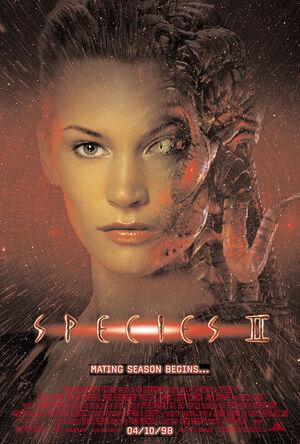 Species II Poster