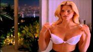 Sil in her bra