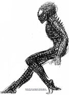 Patrick design(bipedal)