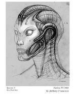 Species III Sara Concept