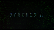 Species II Opening Title