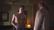 Dean Shirtless