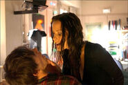 Amelia Threatening Hastings