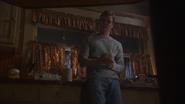 Dean Mending His Hand