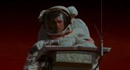 Patrick Ross on Mars