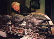 Giger And Ghost Train