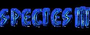 Species III Logo