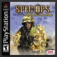 Spec Ops Airborne Commando