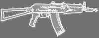 AKS-74U Pickup Icon