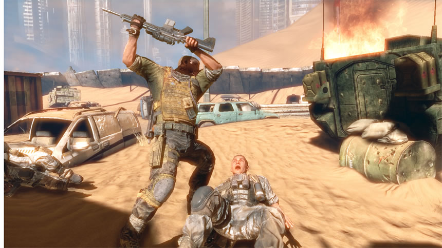 Execution | Spec Ops Wiki | FANDOM powered by Wikia