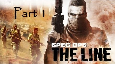 Spec Ops The Line P1 Welcome to Dubai!