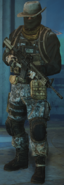 Sgt.Jeff Bowles cowboy
