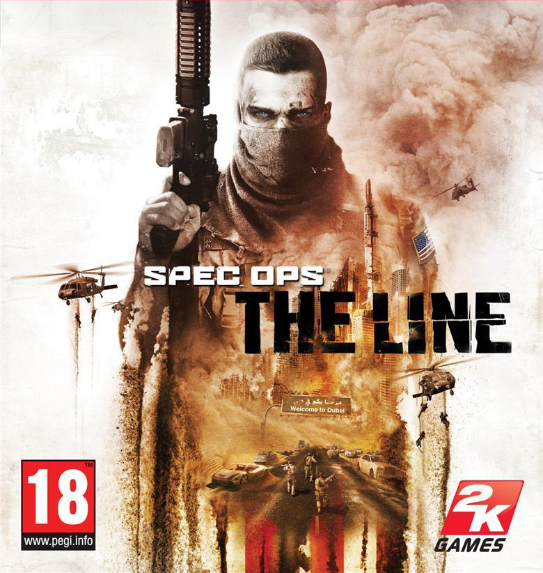 The Line Artwork : Spec ops the line wiki fandom powered by wikia