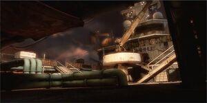 Shipwreck Menu Image