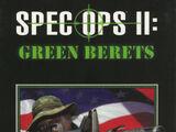 Spec Ops II: Green Berets