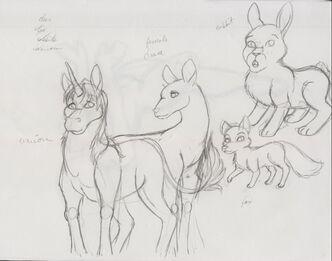 Animalsketches