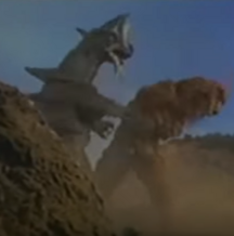 Baronsaurus v Satan King