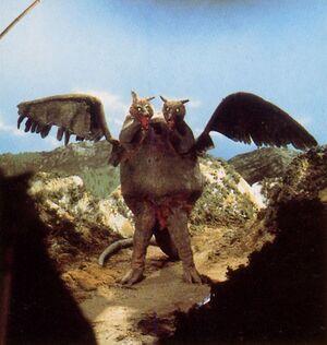 Nezubirdon wingspan