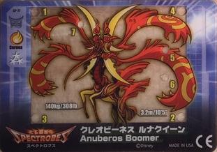 Anuberos boomer