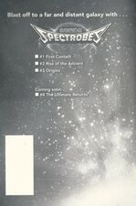 Spectrobes Book List Origins
