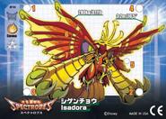 Isadora Card