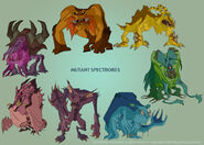Spectrobes concept art 2
