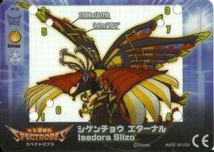 Isadora Slizo Card