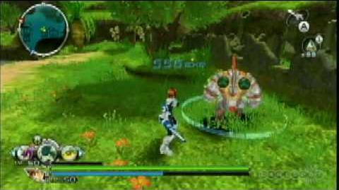 Spectrobes origins Wii battle gameplay Pre E3