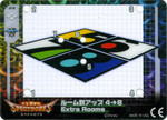 Extra Rooms Card