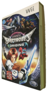 Spectrobes Origins Box