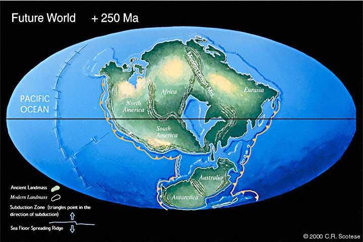 Future geography speculative evolution wiki fandom powered by wikia the next supercontinent publicscrutiny Choice Image