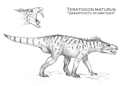 Teratodon