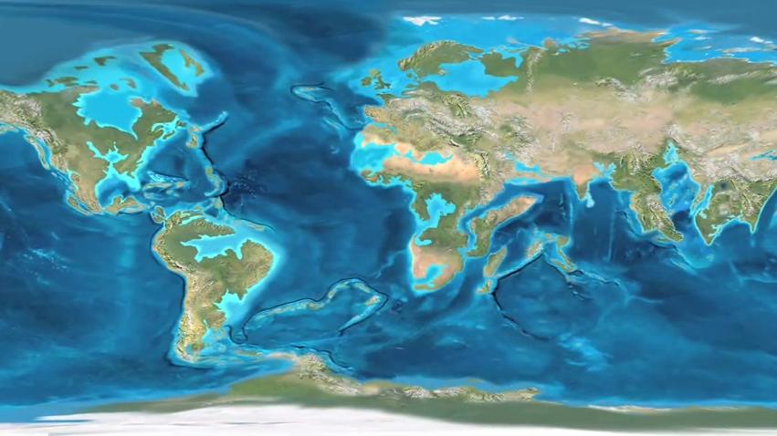 Image world map 100 million years futureg speculative world map 100 million years futureg publicscrutiny Images