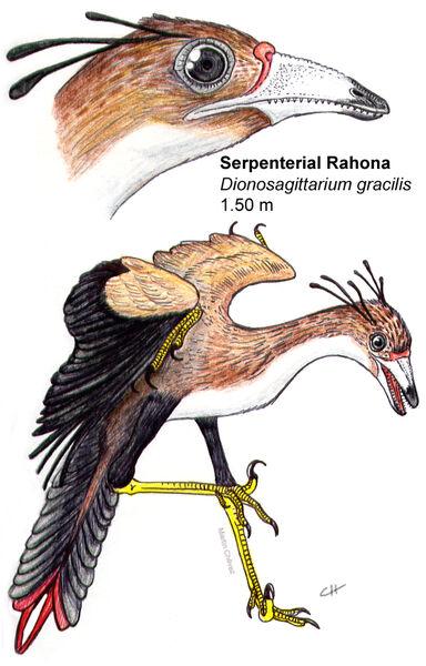 Serpenterial Rahona