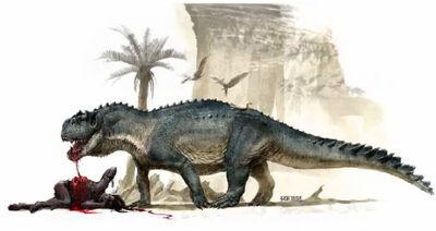 Nefundusaurus
