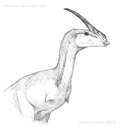The golden jackalope by osmatar-d6xfqkj