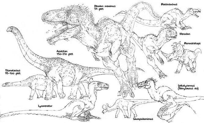 Specusaurs