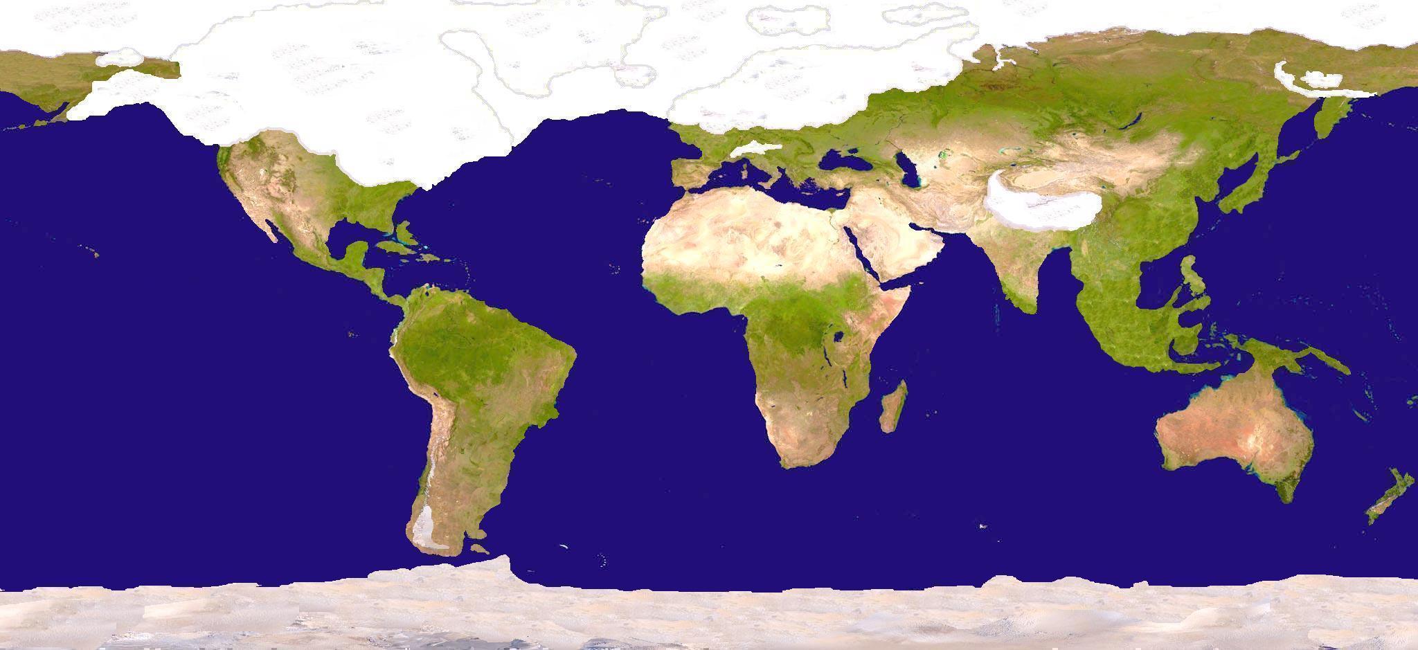 ice age world map by fenn o manicjpg