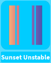 Sunset unstable