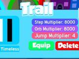 Half Timeless Trail