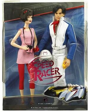 BarbieCollectionSpeedRacer
