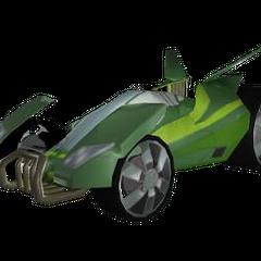 Clutch's vehicle