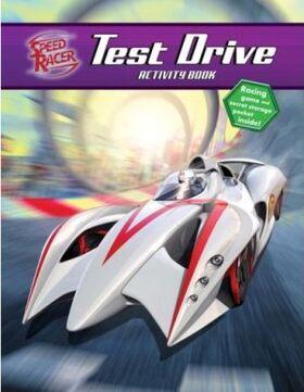 TestDriveActivityBook