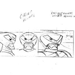 Cyborg sheet