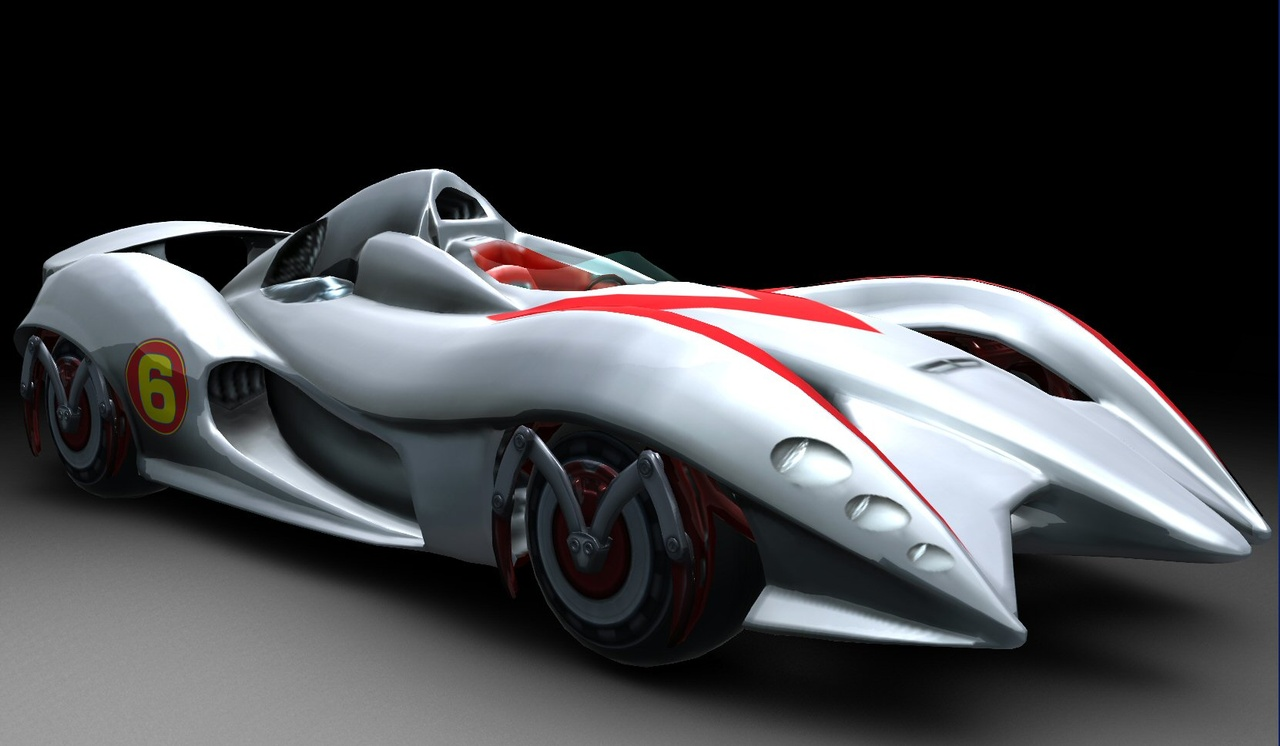 Mach Six | Speed Racer | FANDOM powered by Wikia