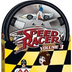 Volume 3<br />Episodes 24-36<br />released May 24, 2005<br />Embossed Steering Wheel Tin