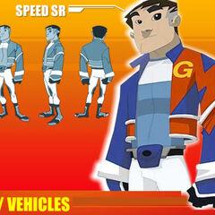 Speed Sr.