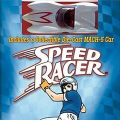 Volume 4<br />Episodes 37-44<br />released March 14, 2006<br />Diecast Mach 5 car included.