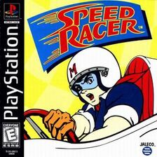 Speed Racer 1998 Cover
