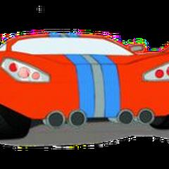 Nitro's vehicle rear